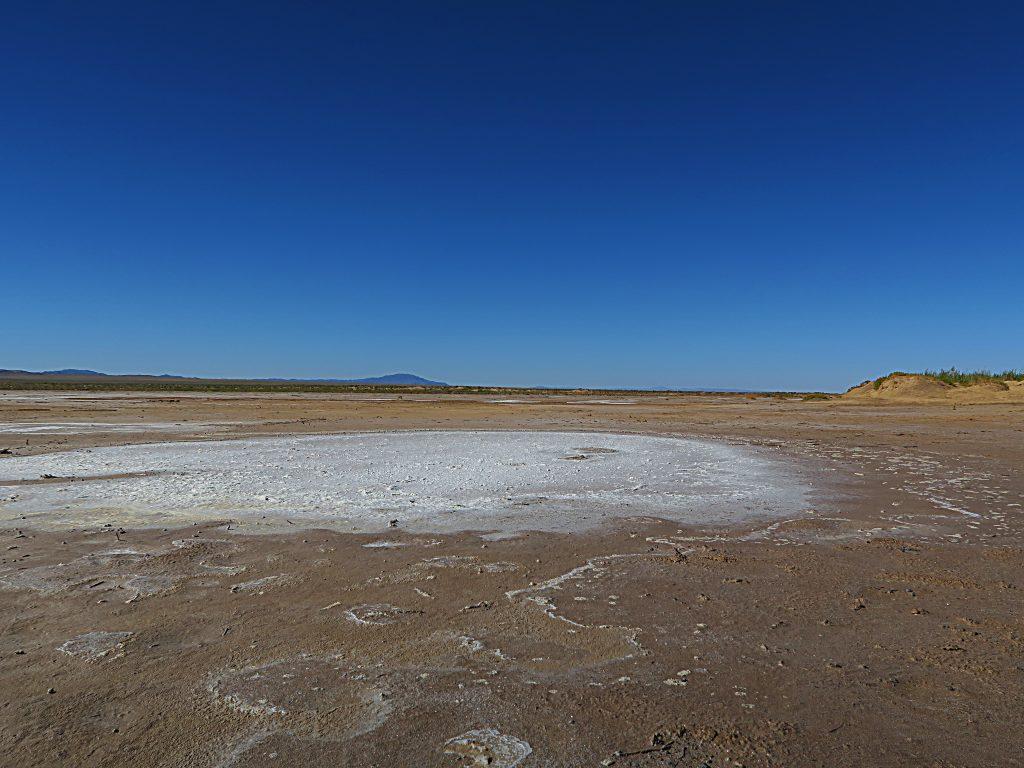 Lac de sel