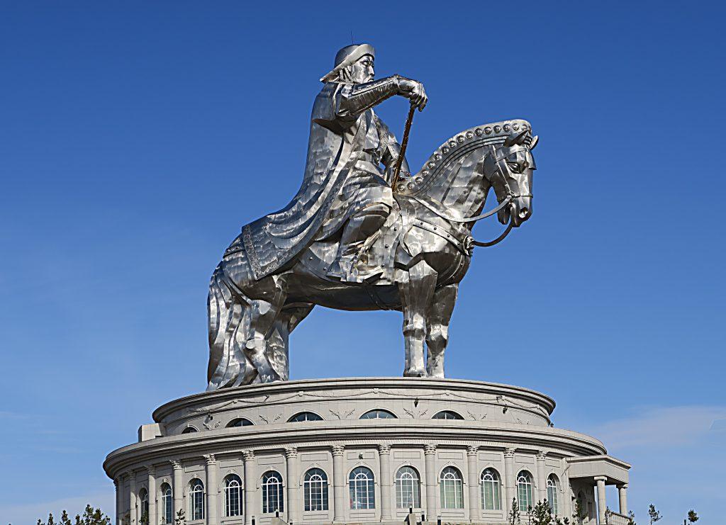 Statue GK