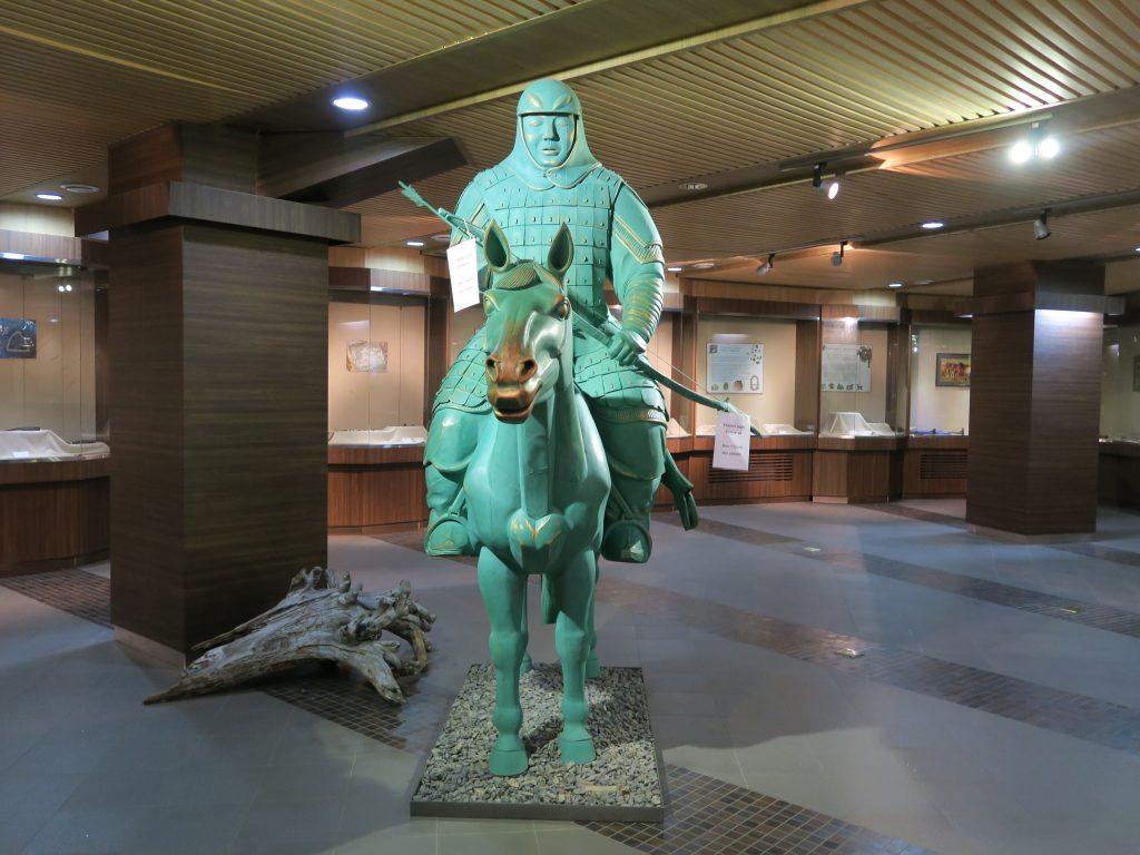 Statue soldat