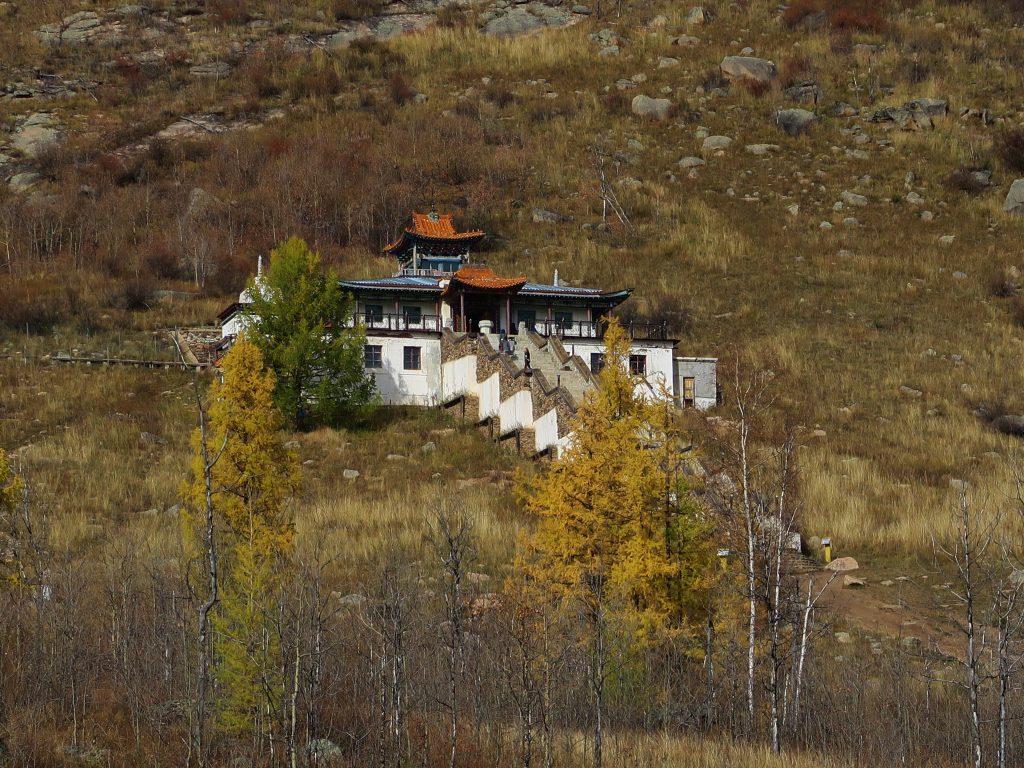 Temple Gunjiin Sum