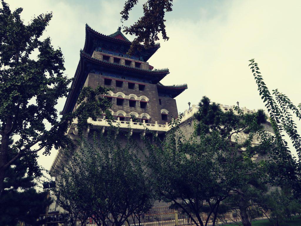 Porte place Tienanmen