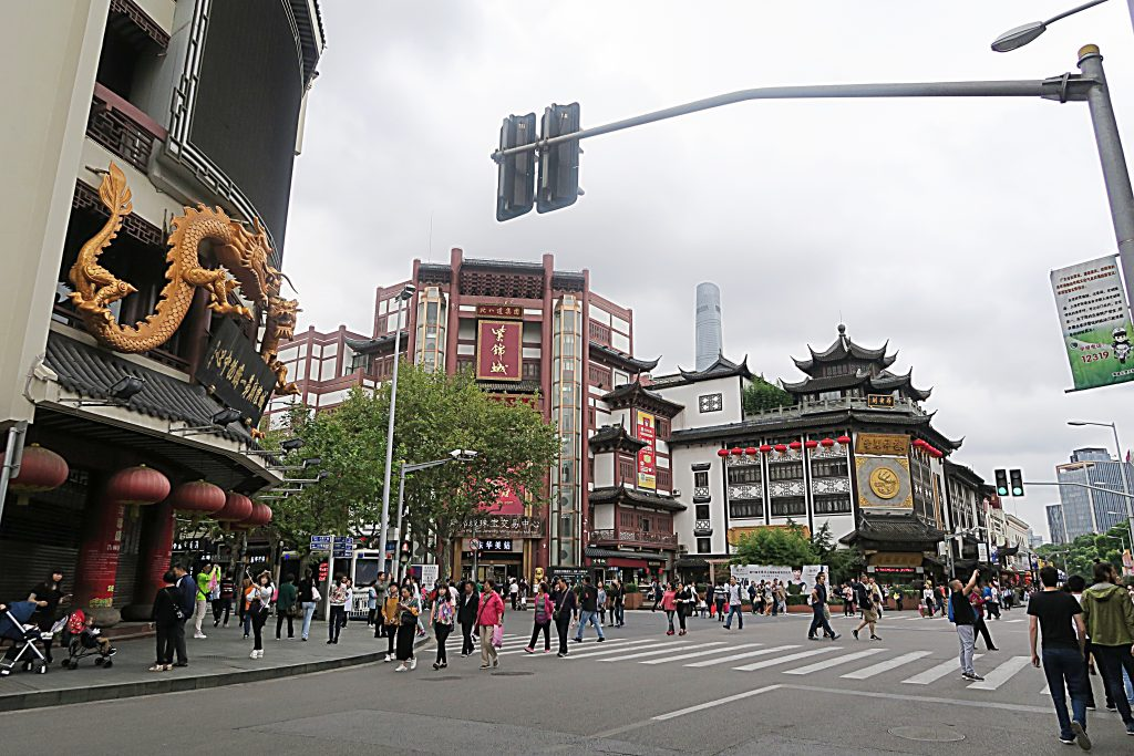 Bazar de Shanghaï