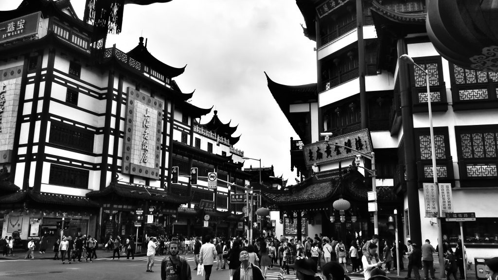 Bazar de Shanghaï 2