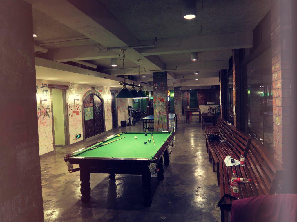 Shanghai hostel