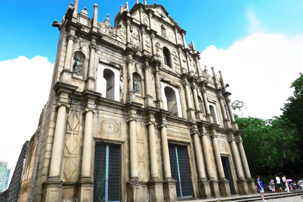 Façade Sao Paolo