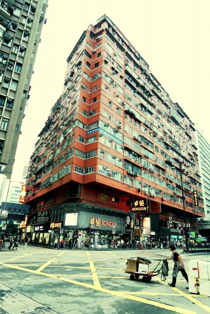 Immeuble HK