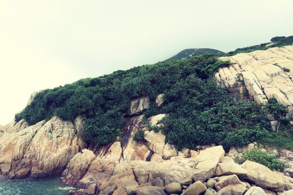 Décor plage de HK