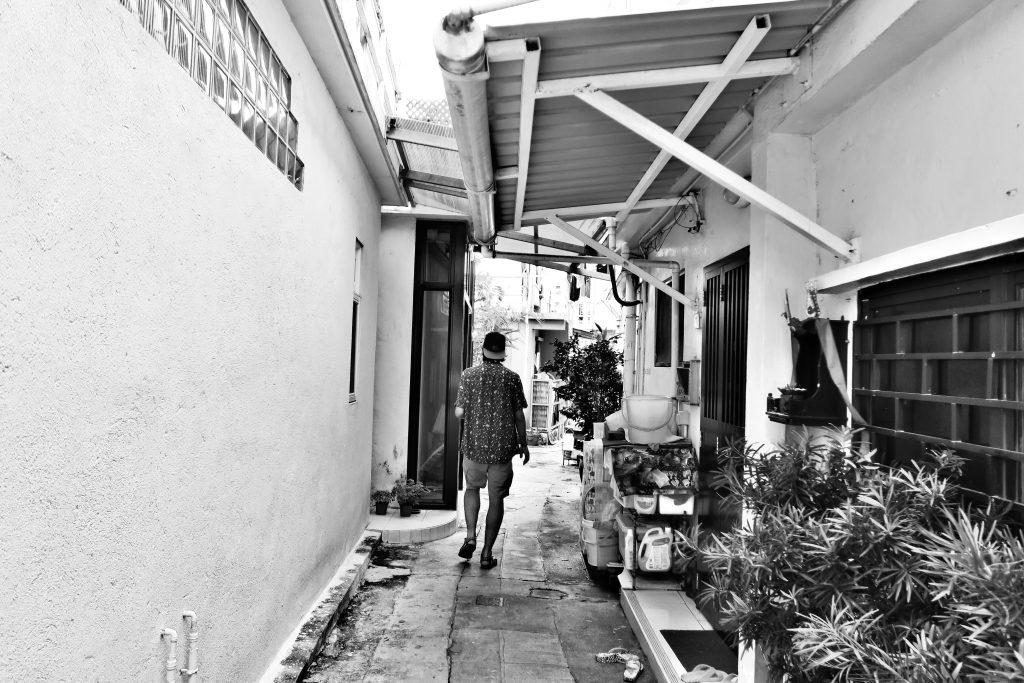 Petit village de Shek O
