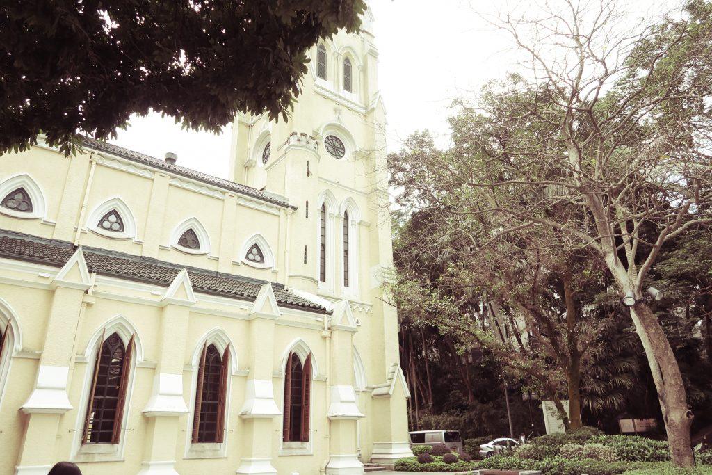 Cathédrale d'HK