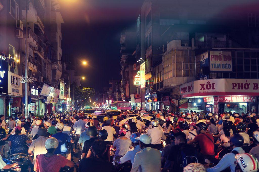 Et ça aussi c'est Hanoi