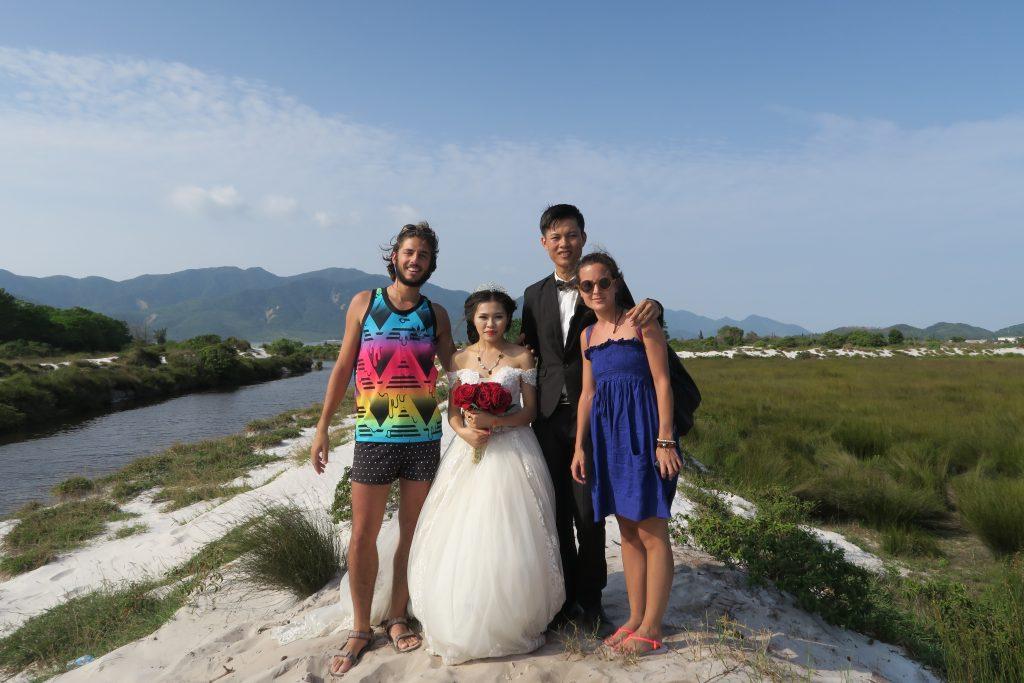 Vive les mariés !!!