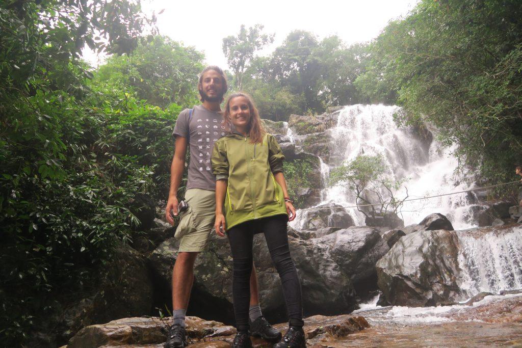 Gio Waterfalls