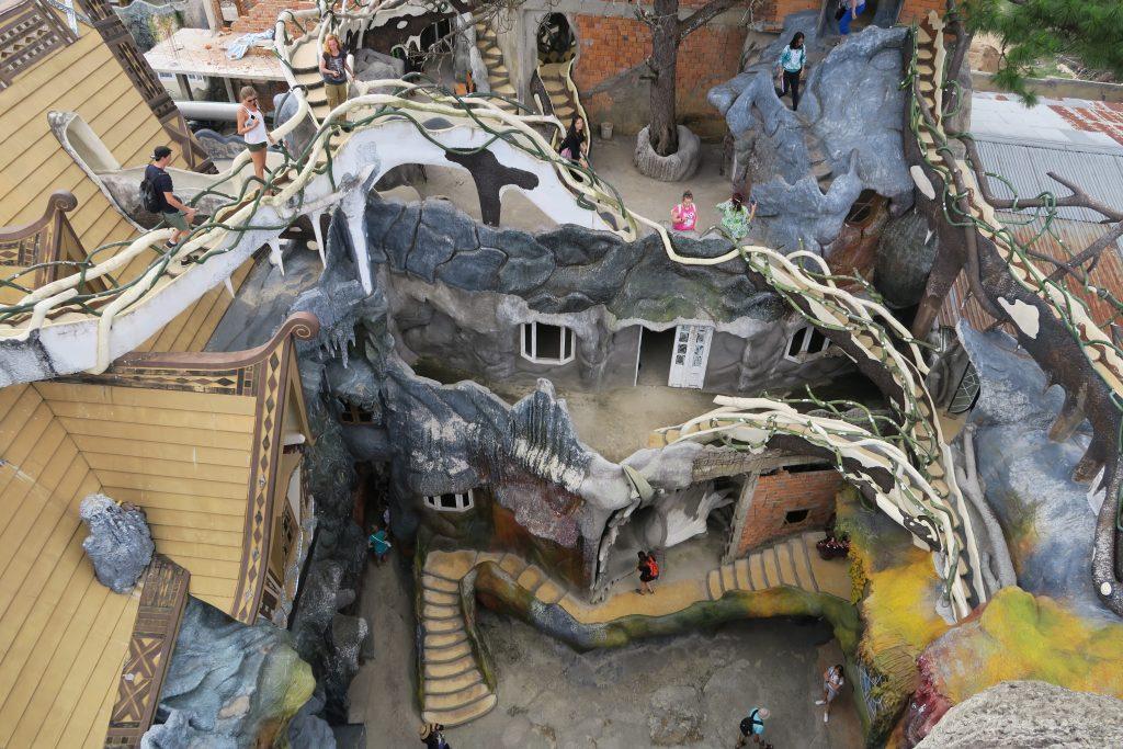 Crazy House de Dalat