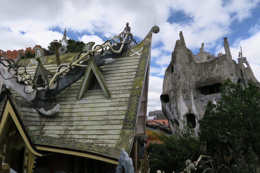 Crazy House de Daat