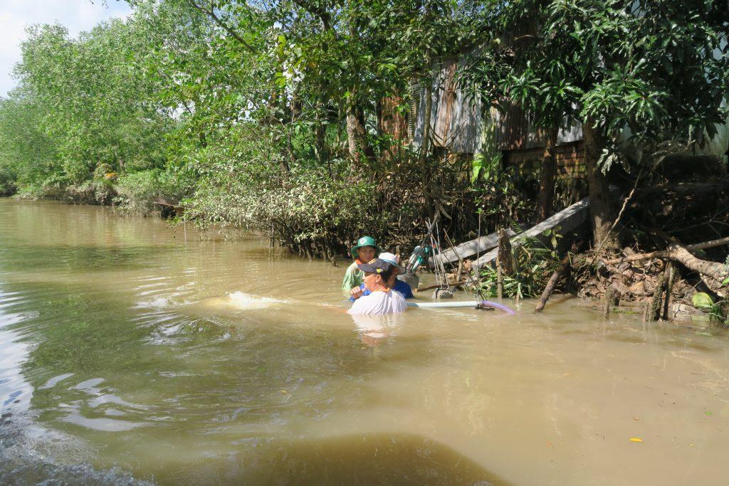 Canal du Mékong