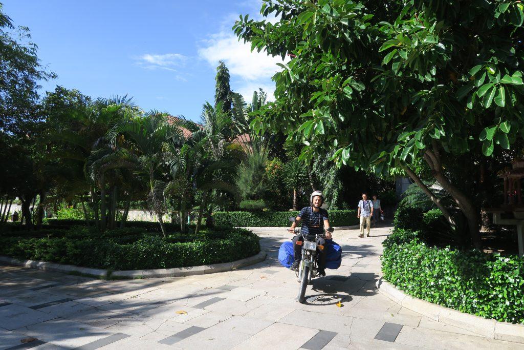 Depart pour Quy Nonh