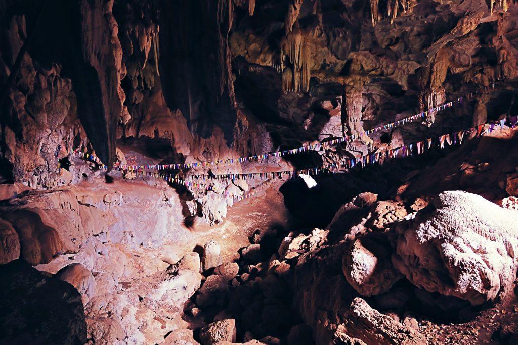 Une autre grotte