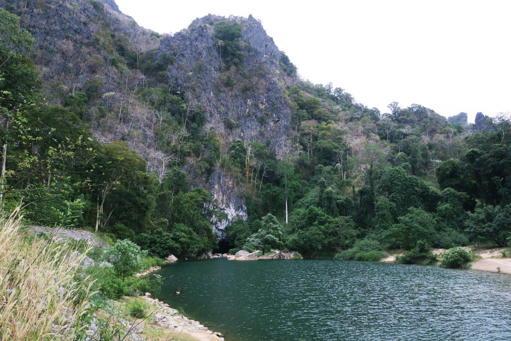 Sortie de Khonglor cave