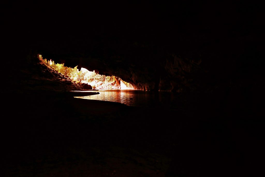 Khonglor cave