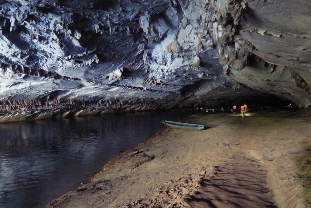 Entree de Khonglor cave