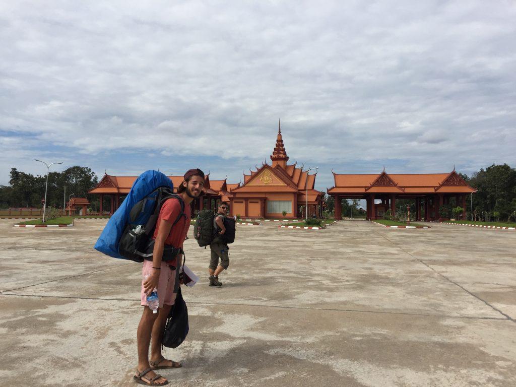 frontière cambodge - laos