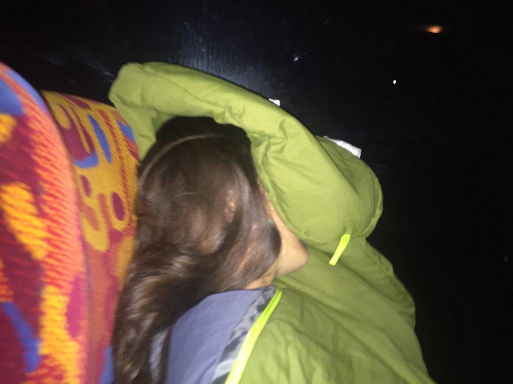 dur dur le bus