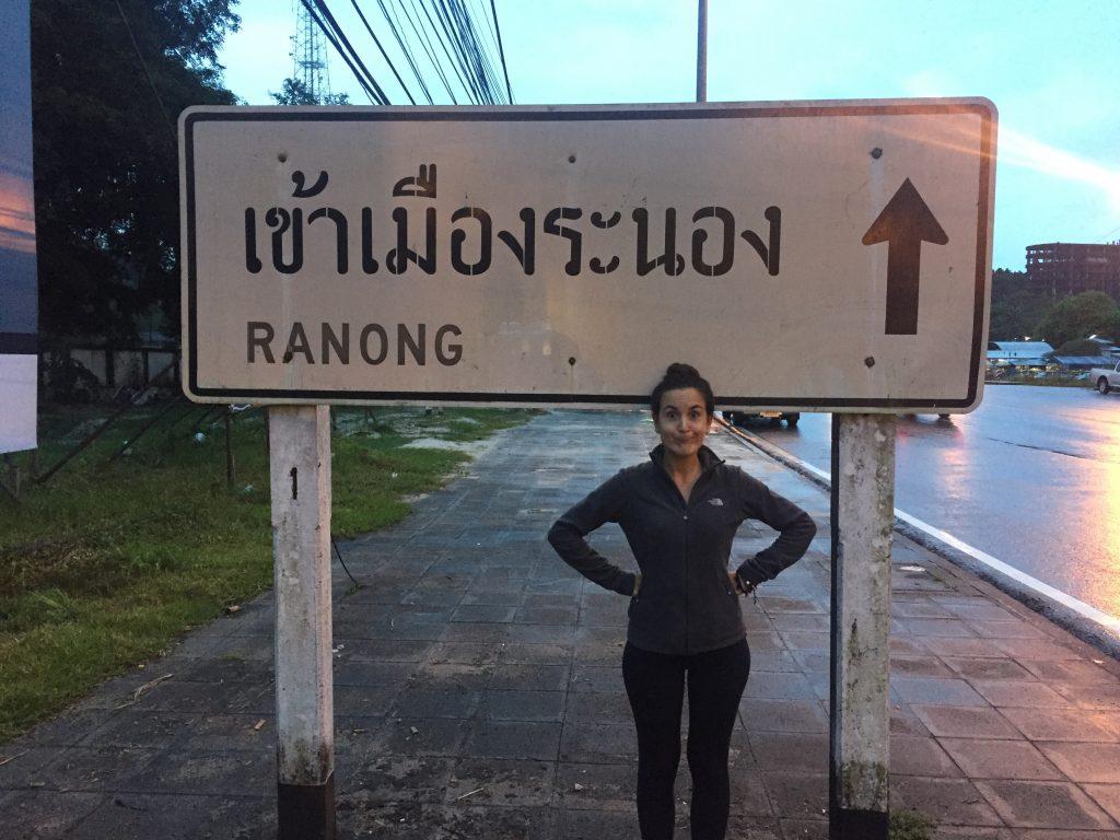 Fin de la Thaïlande ...