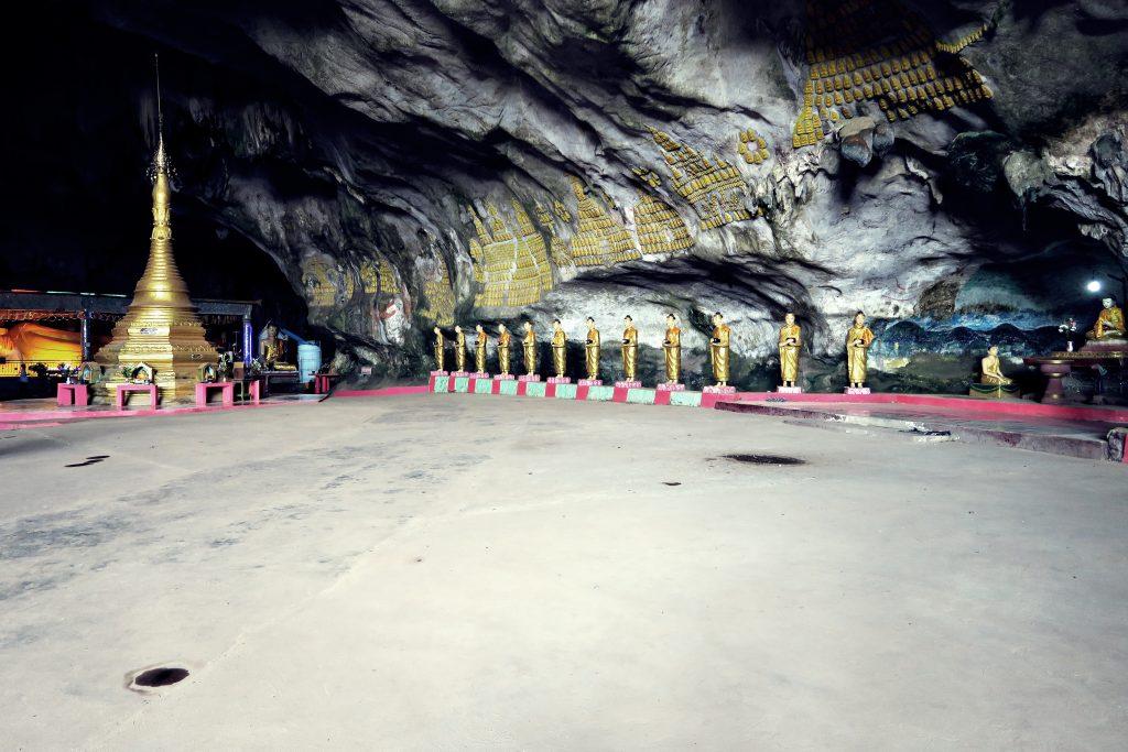Cave bouddhiste Pha An