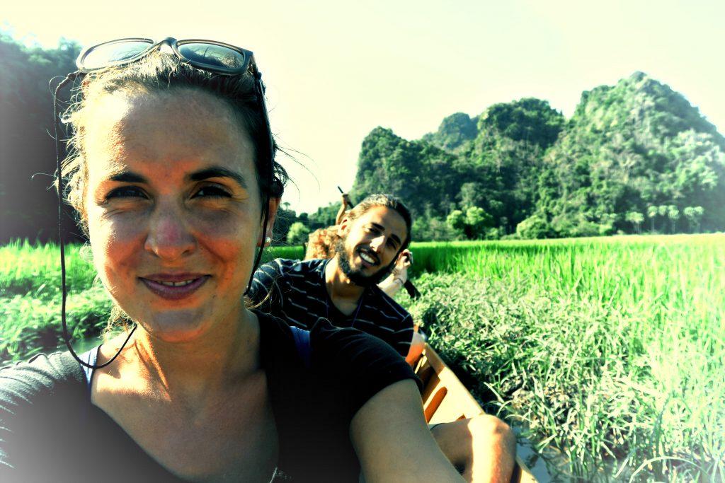 Love dans les rizières