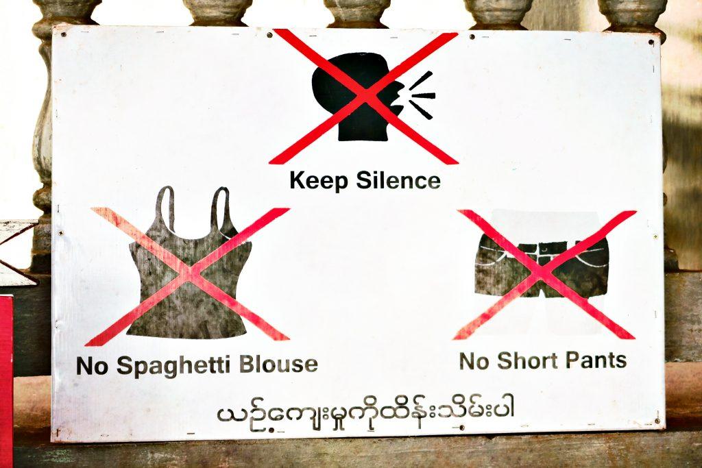 Pas de spaghettis