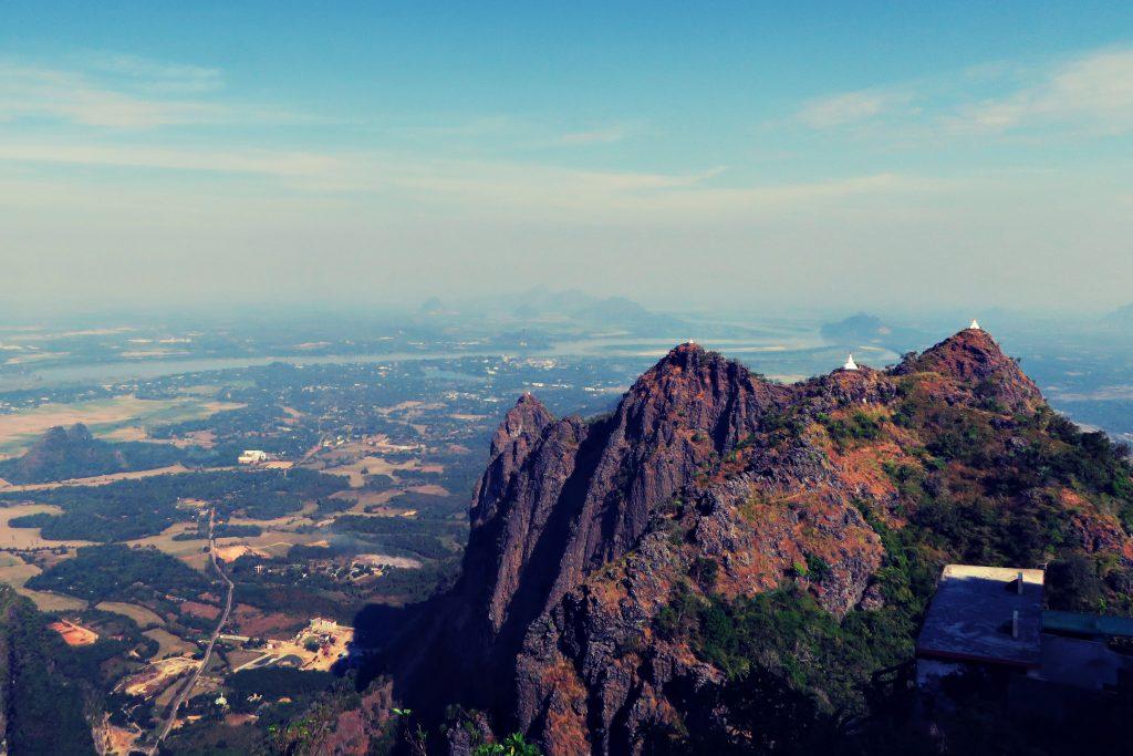 Montagne de Hpa An