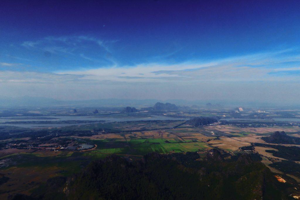 Vue du mont Zwegabin