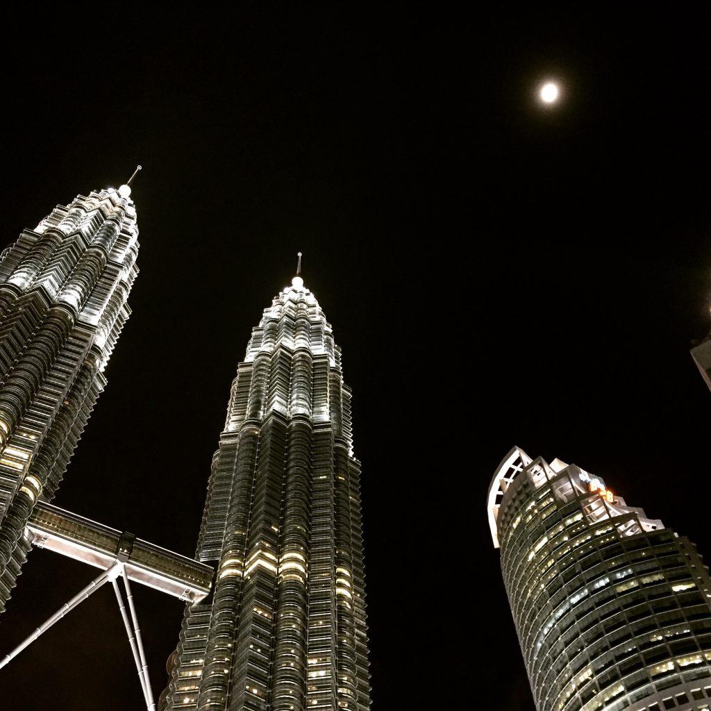 Les Petronas