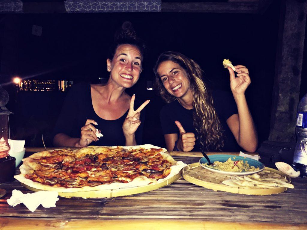 Pizza avec Libertad