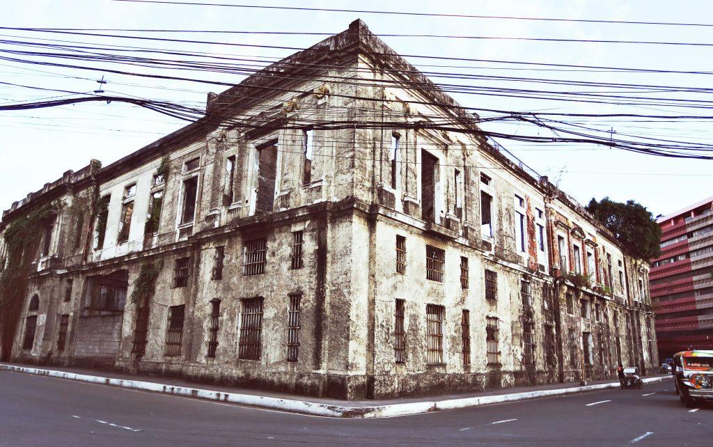 Manille city