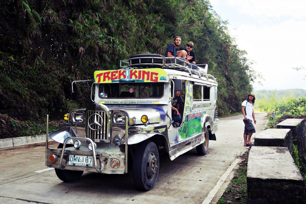 Jeepney BG