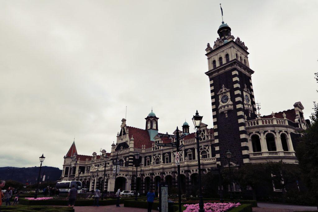 Dunedin station