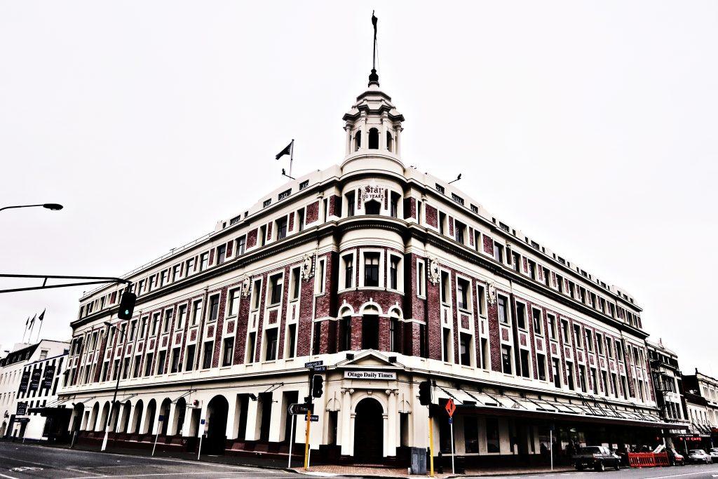 Dunedin post